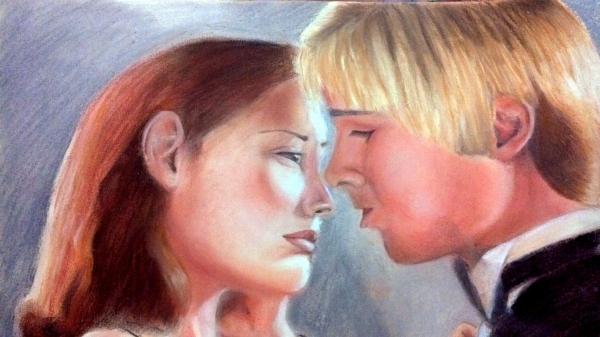 Claire Forlani, Brad Pitt par dorothy